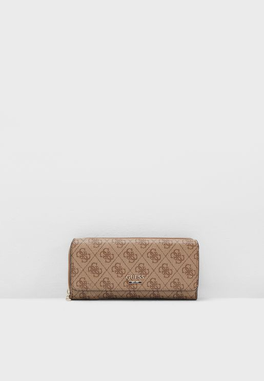 Downtown Cool Organizer Clutch