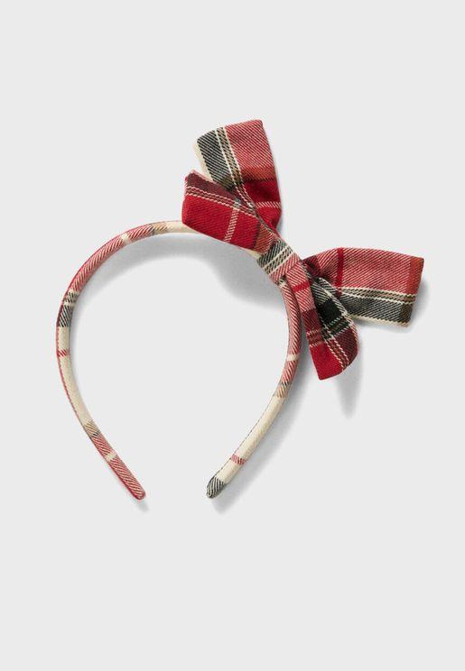 Infant Bow Detail Headband