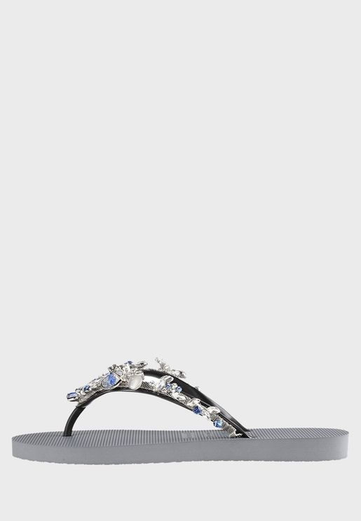 Stella Embellished Flip Flop