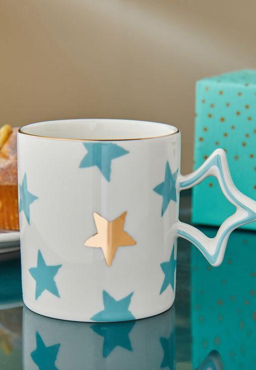 Star Mug With Gift Box