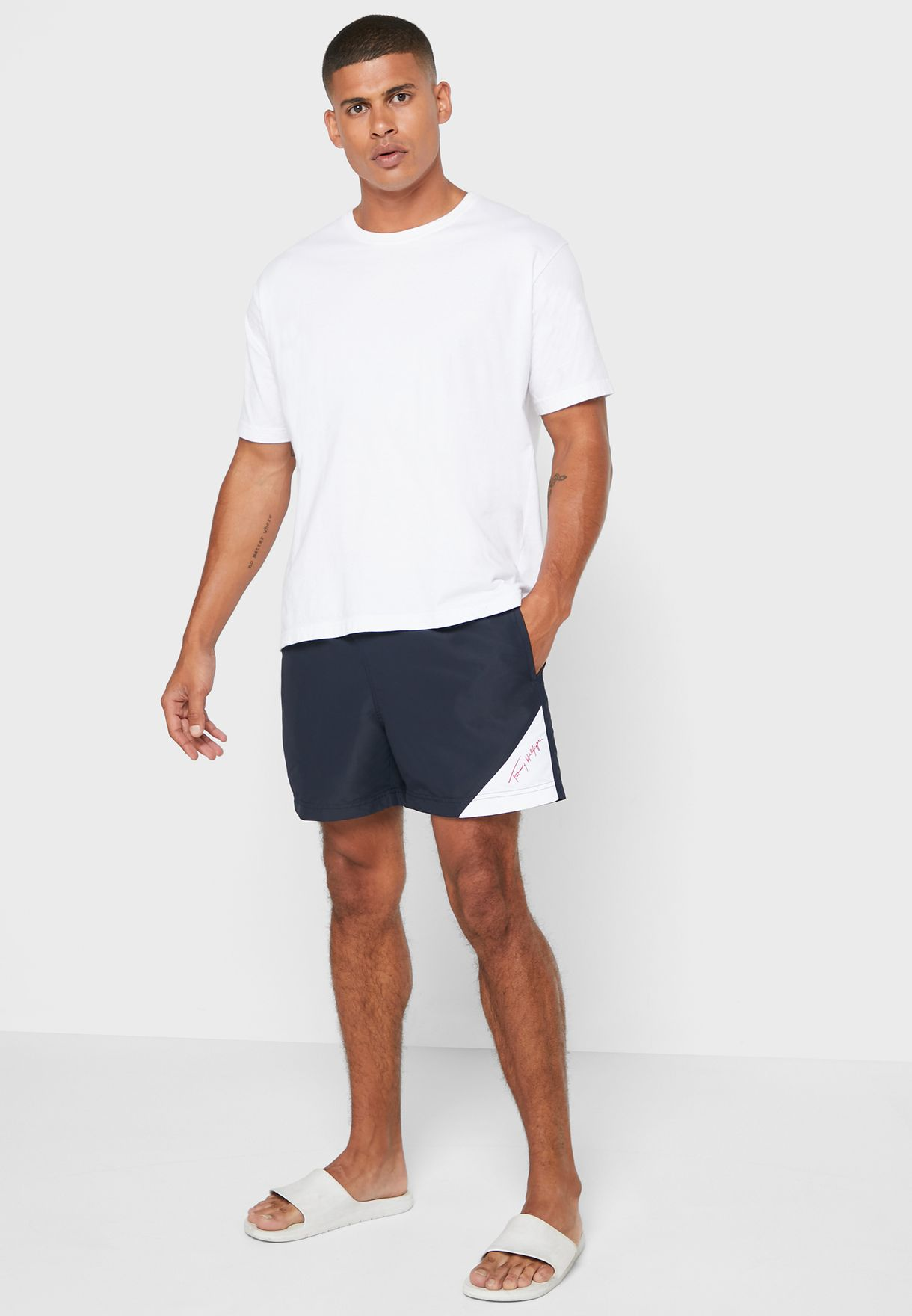 Sf Medium Drawstring Shorts