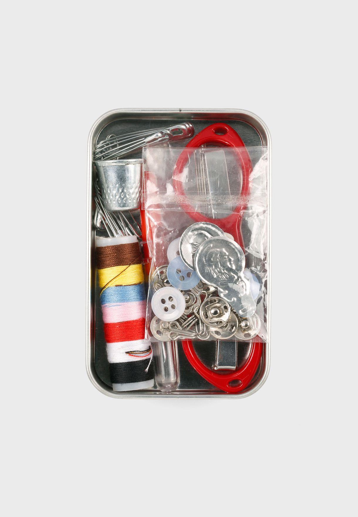 مجموعة ادوات الخياطة