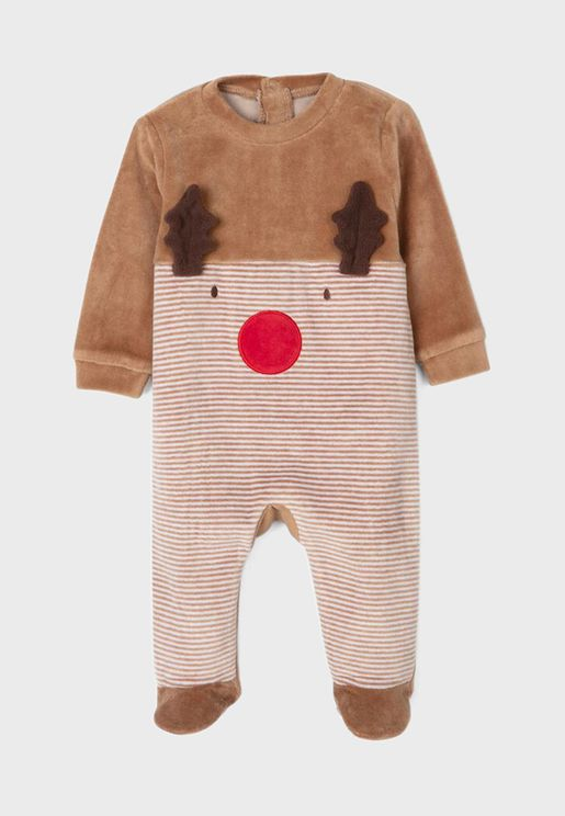 Infant Reindeer Onesie