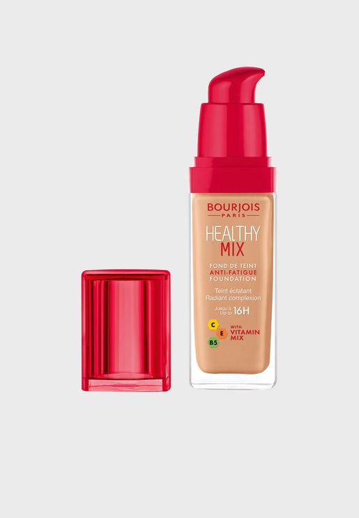 Healthy Mix Anti Fatigue Foundation 55.5 Honey