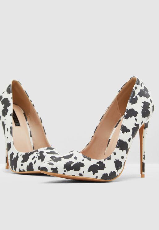 حذاء مطبع انيق