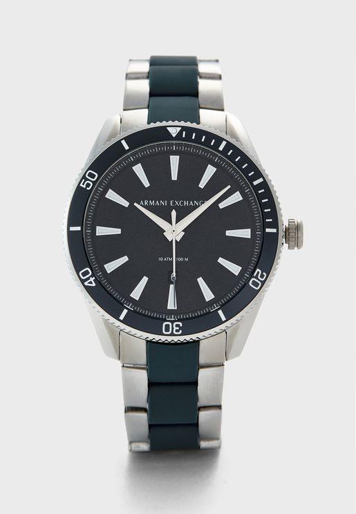 AX1834 Enzo Analog Watch