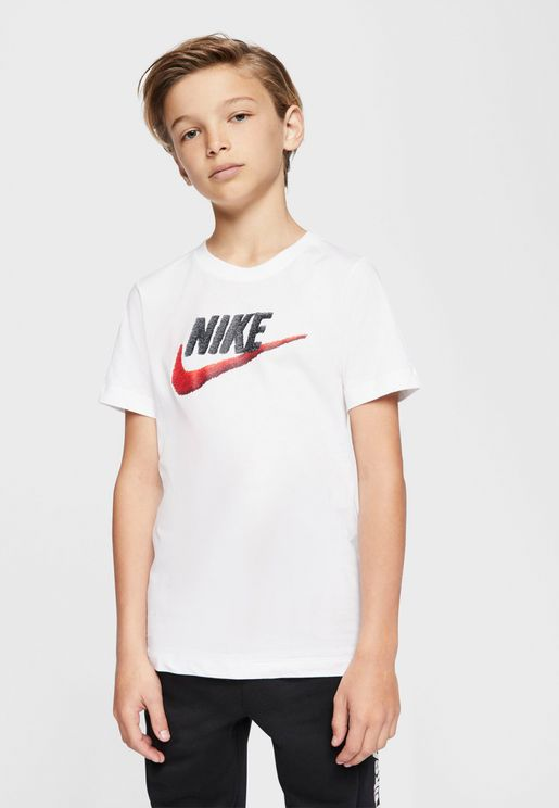 Youth NSW Faux Embroidered T-Shirt