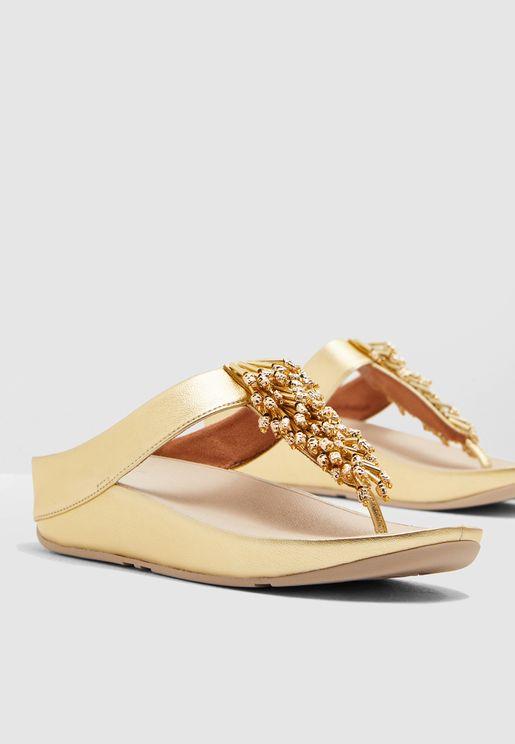 Calypso Treasure Toe-Thong Sandal