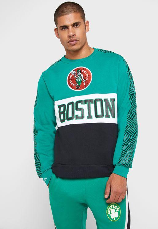 Boston Celtics Leading Scorer Sweatshirt