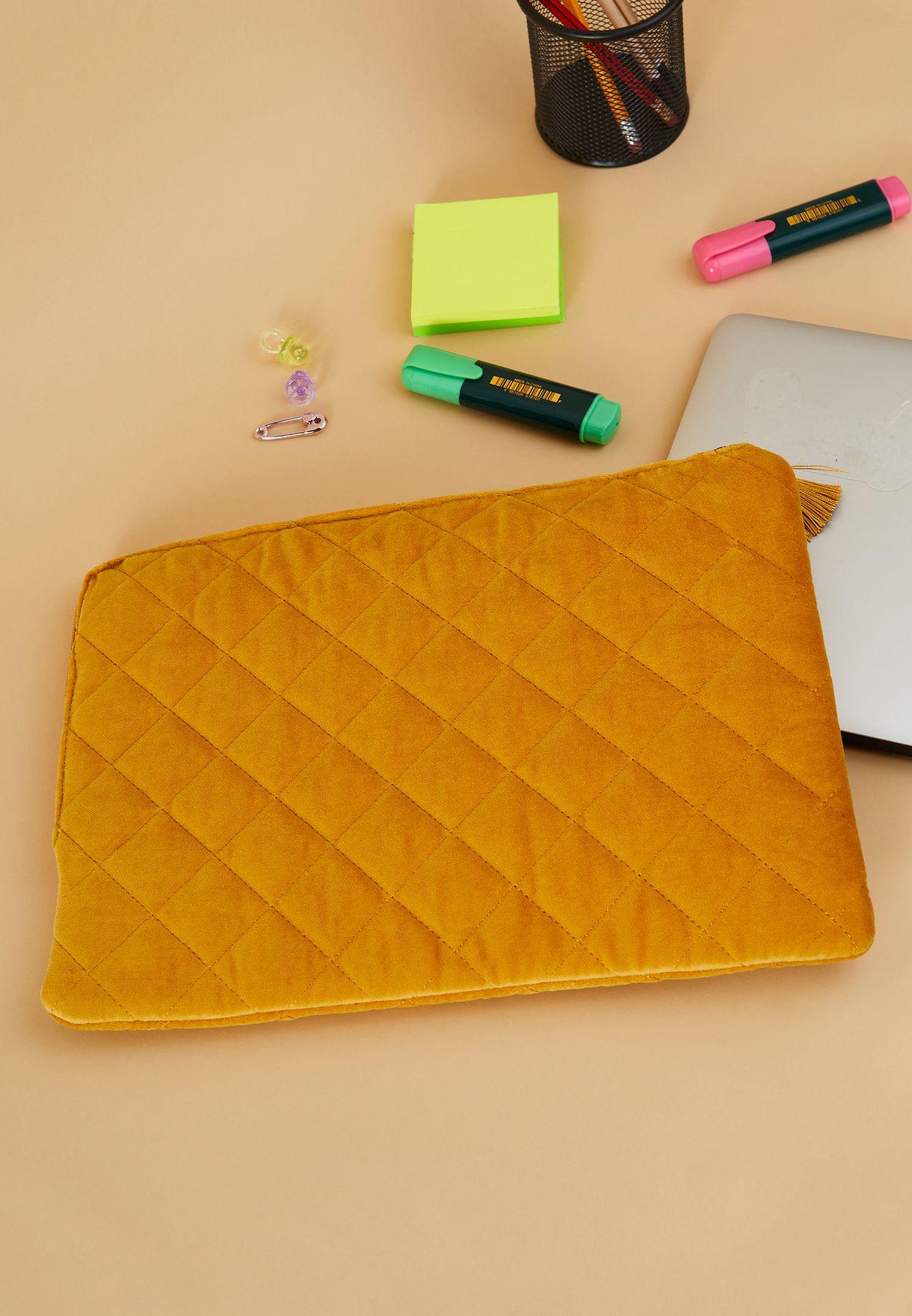 13' Oxford Velvet Laptop Case