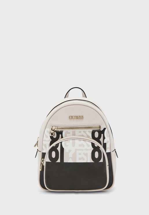 New Vibe Front Zip Backpack
