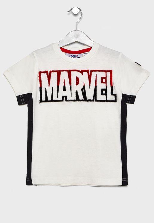 Kids Marvel T-Shirt