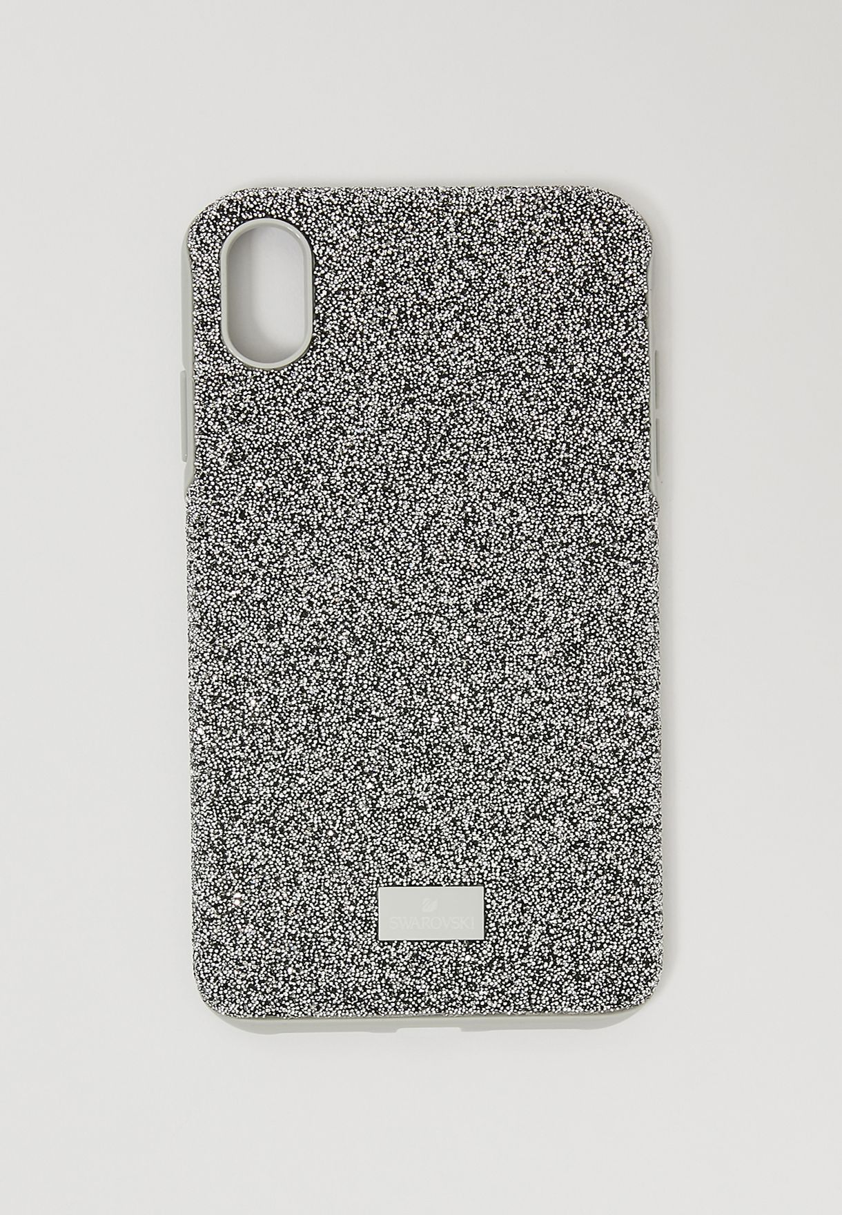 Swarovski Silver iPhone X Plus Case