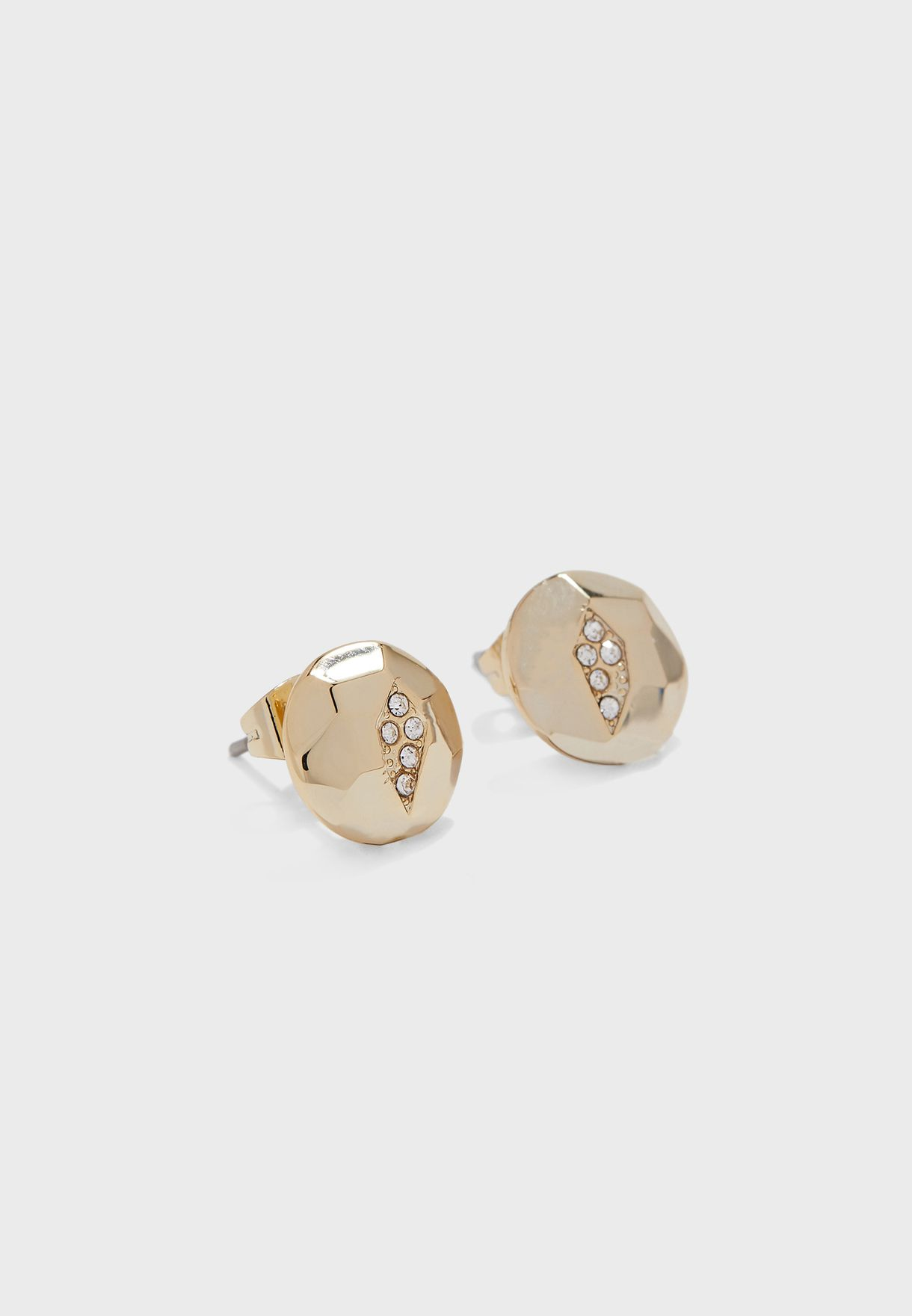 Legacy Stud Earrings