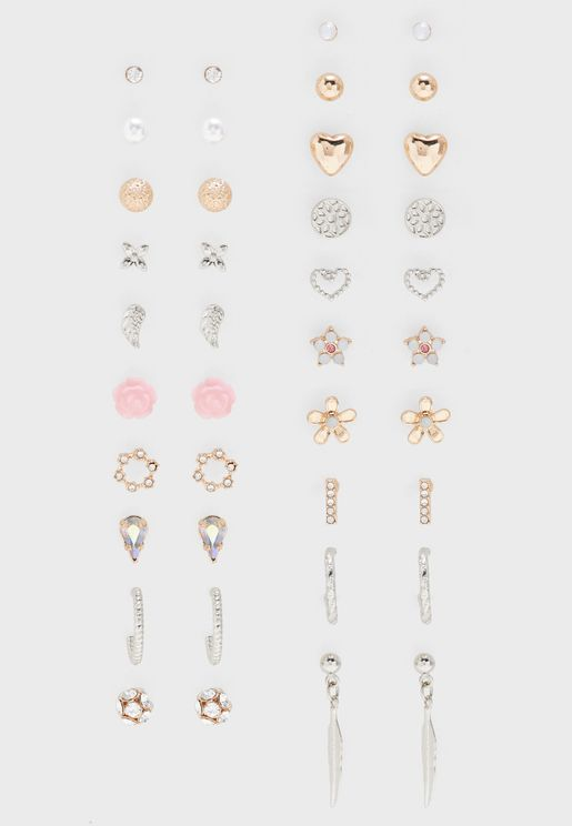 Creglingen Earrings Set