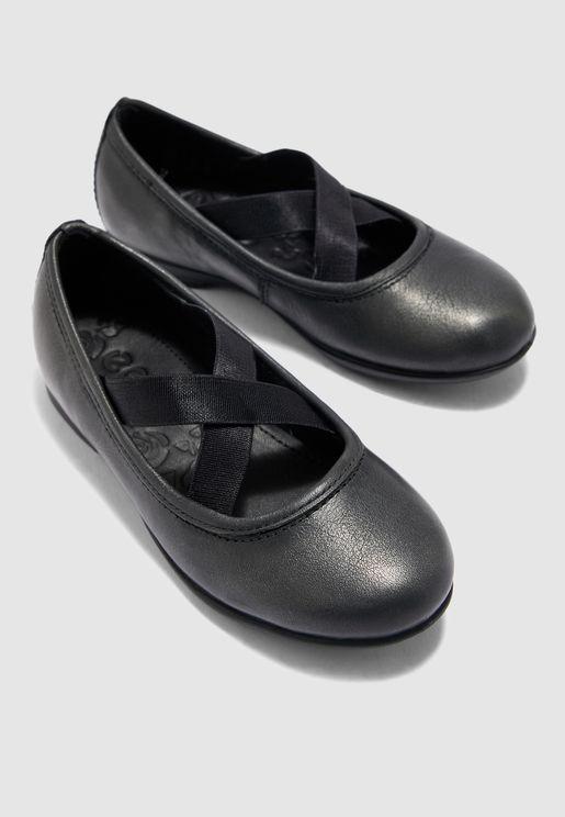 حذاء باليرينا للاطفال