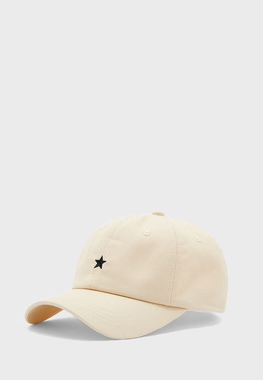 Men's Curve Peak Cap