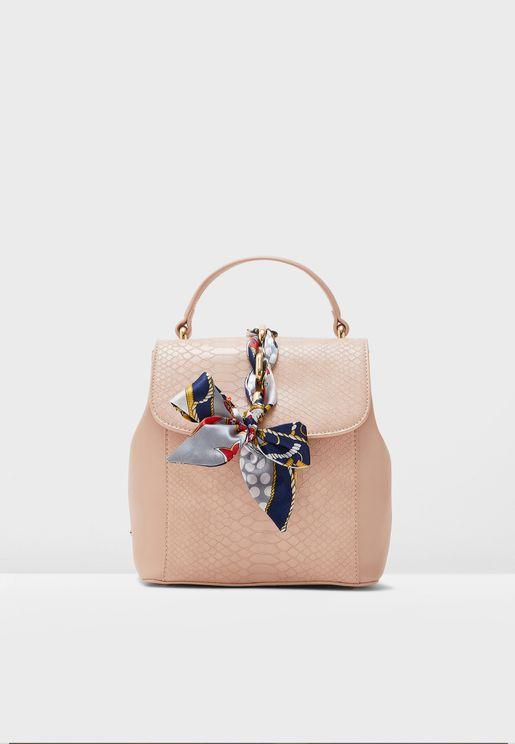 Scraf Wrap Backpack