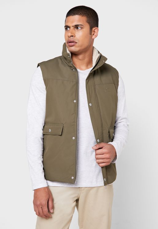 The Weekend Gilet
