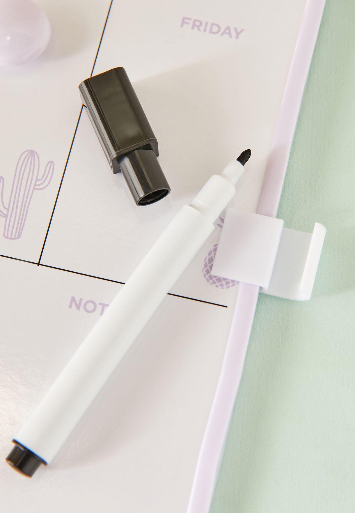 لوح مغناطيسي وقلم