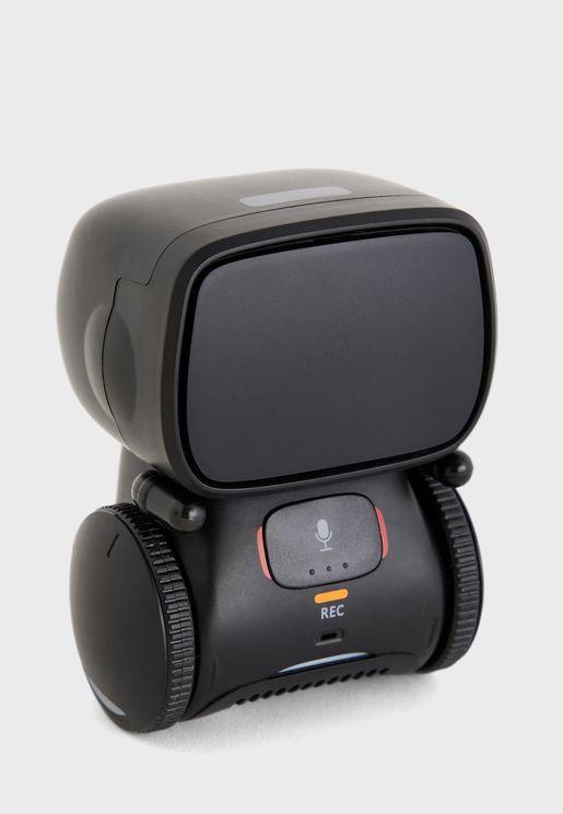 Voice Control Robot - White&Black