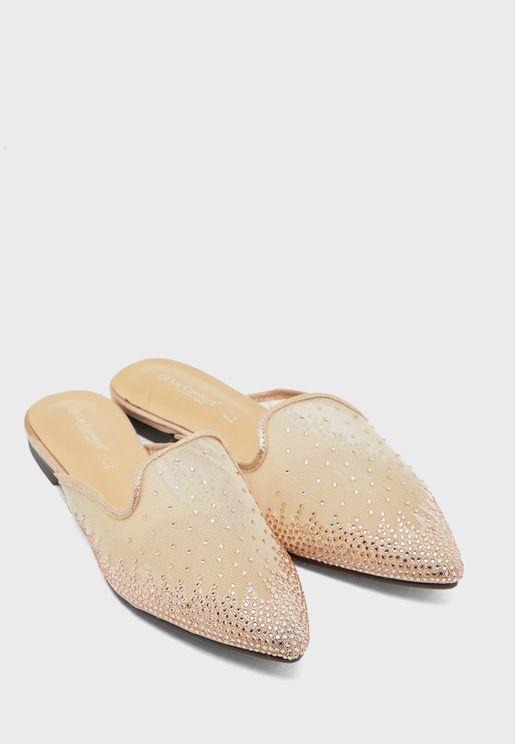 حذاء شبك