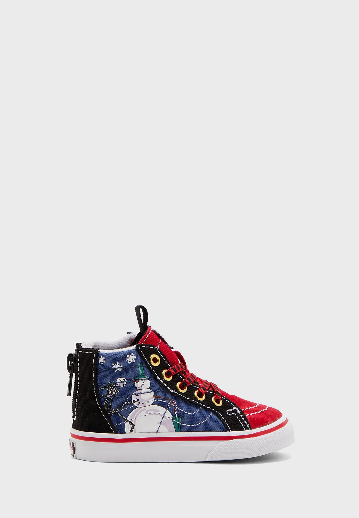 Infant The Nightmare Before Christmas SK8-Hi Zip