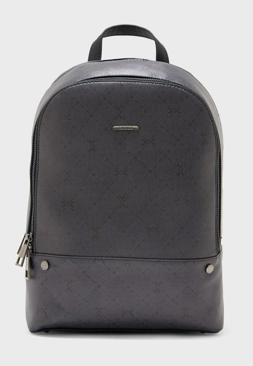Zip Pocket Backpack