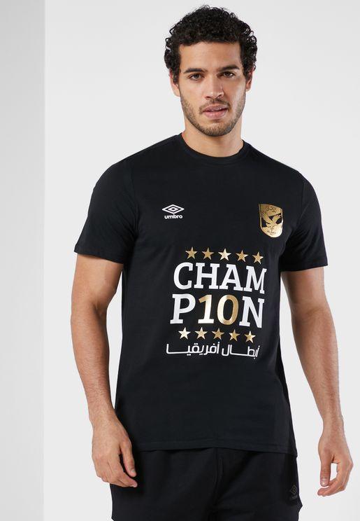 Al Ahly Winner T-shirt