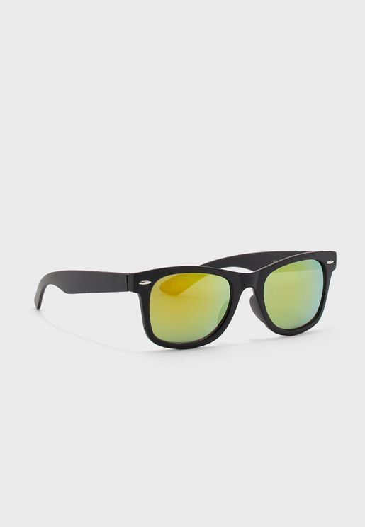 نظارة شمسية عاكسة