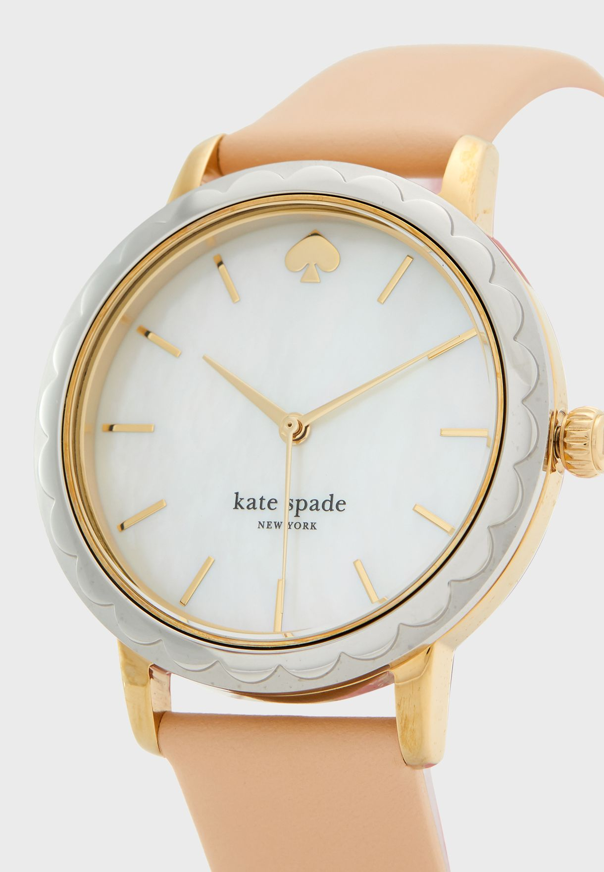 Classic Leather Strap Analog Watch