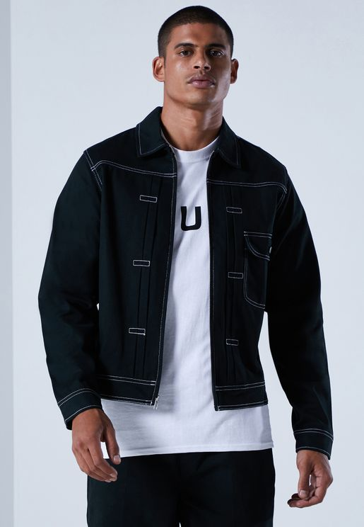 Lincoln Trucker Jacket