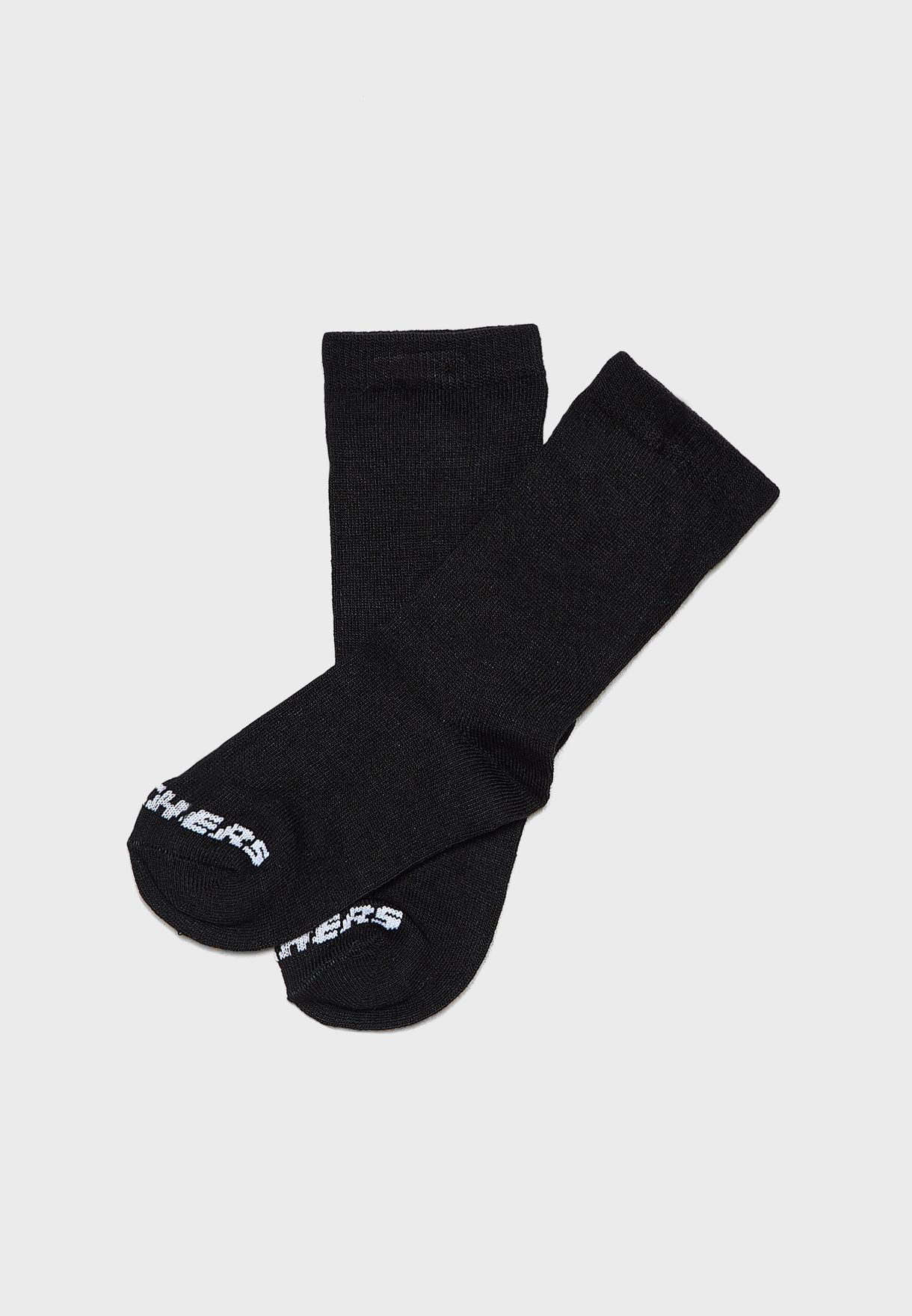 Kids 3 Pack Bamboo Crew Socks