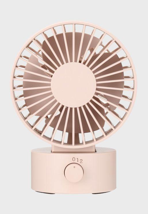 Low Noise Usb Desk Fan