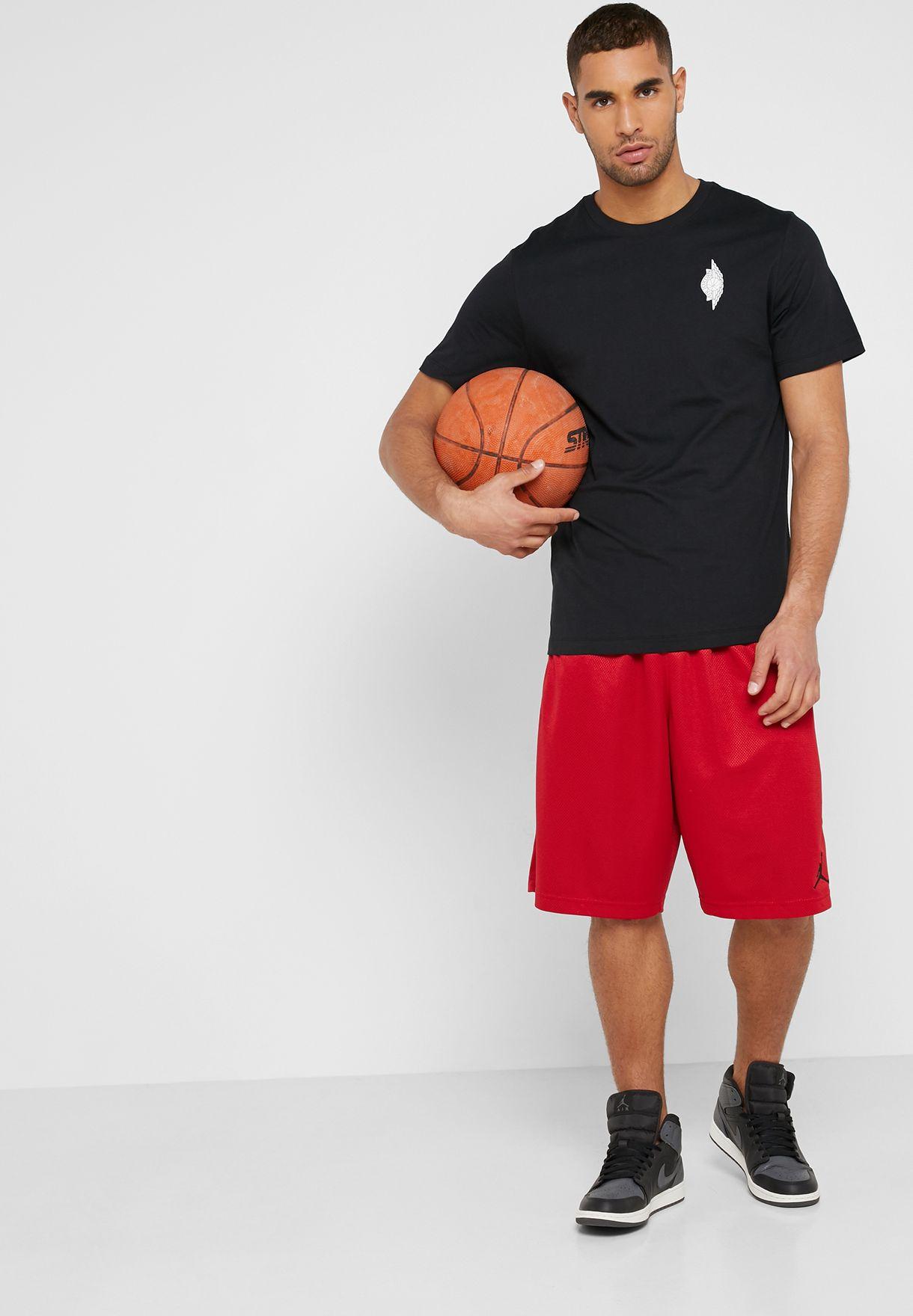 Jordan Wings Photo T-Shirt