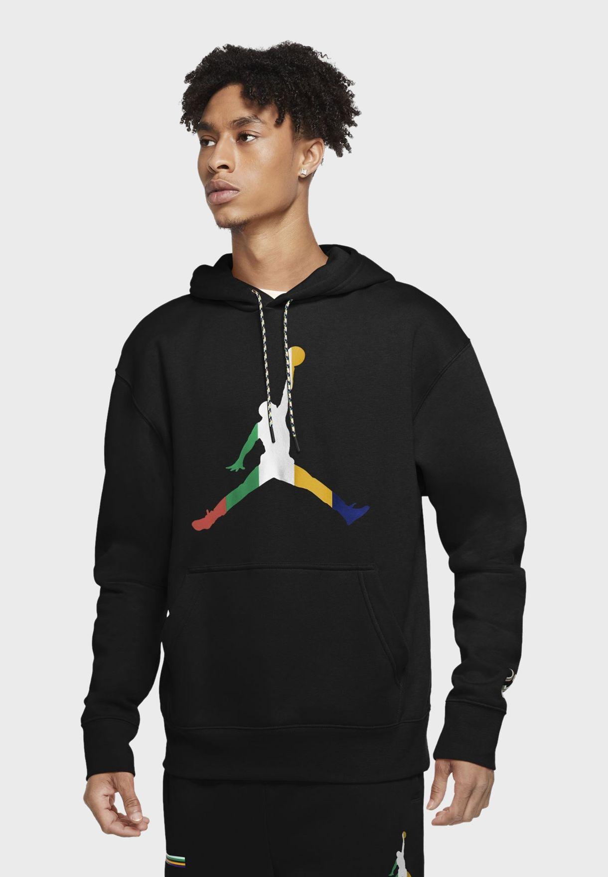 Jordan DNA Fleece Hoodie