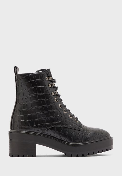 Wide Fit Vmtess Boot