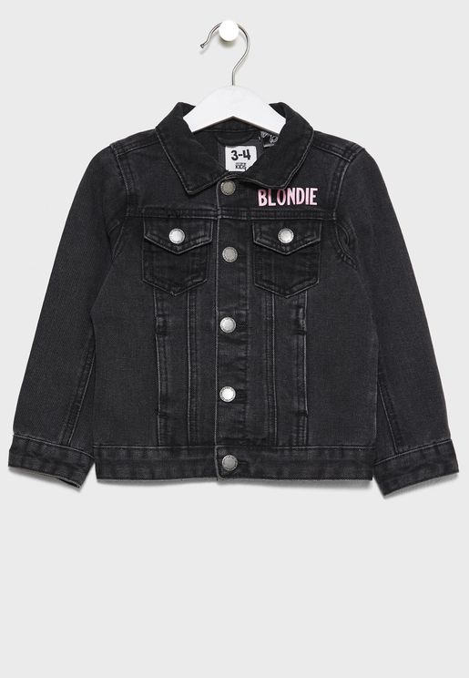 Kids Blondie Denim Jacket