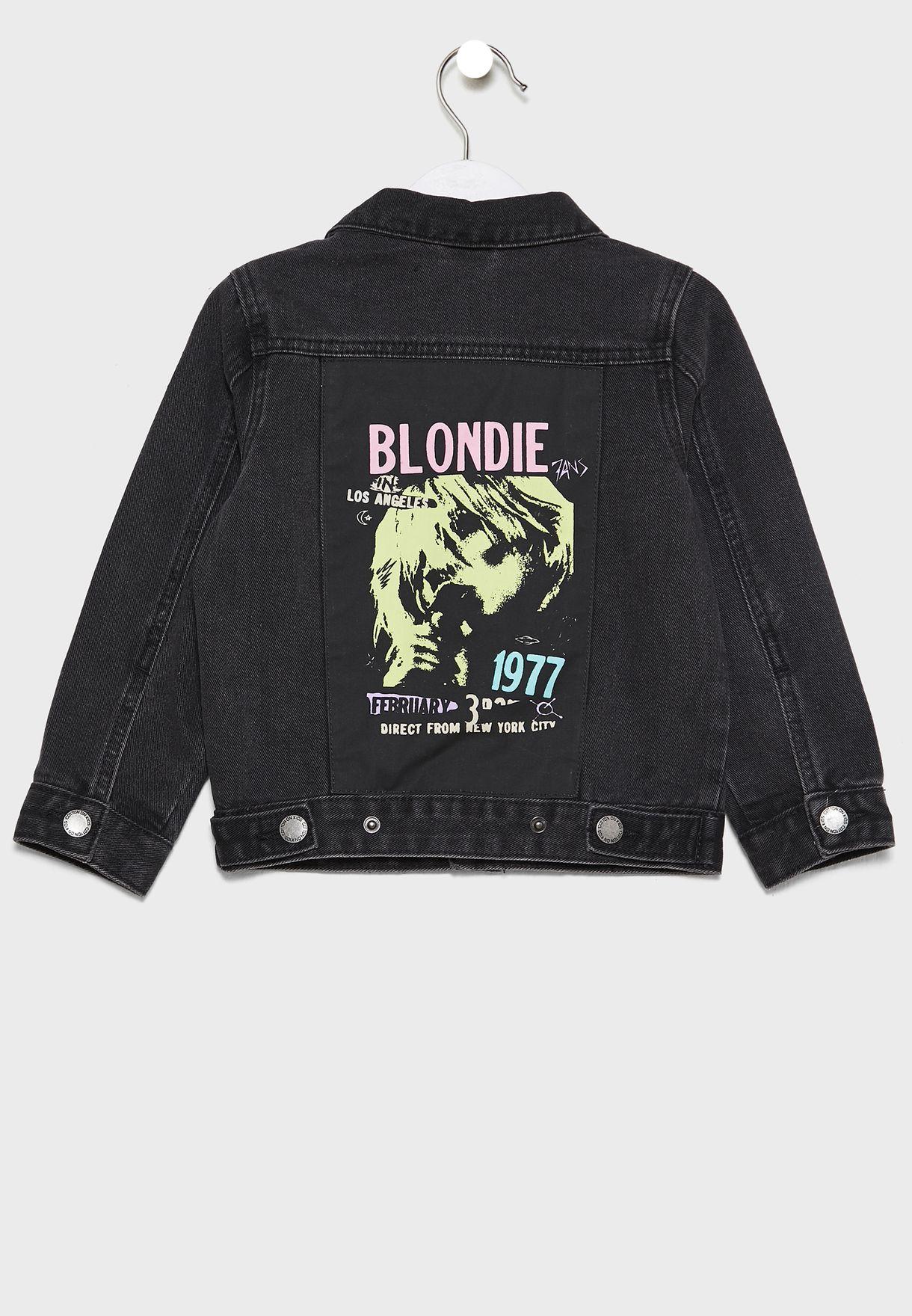 Kids Blondie Denim Jacket