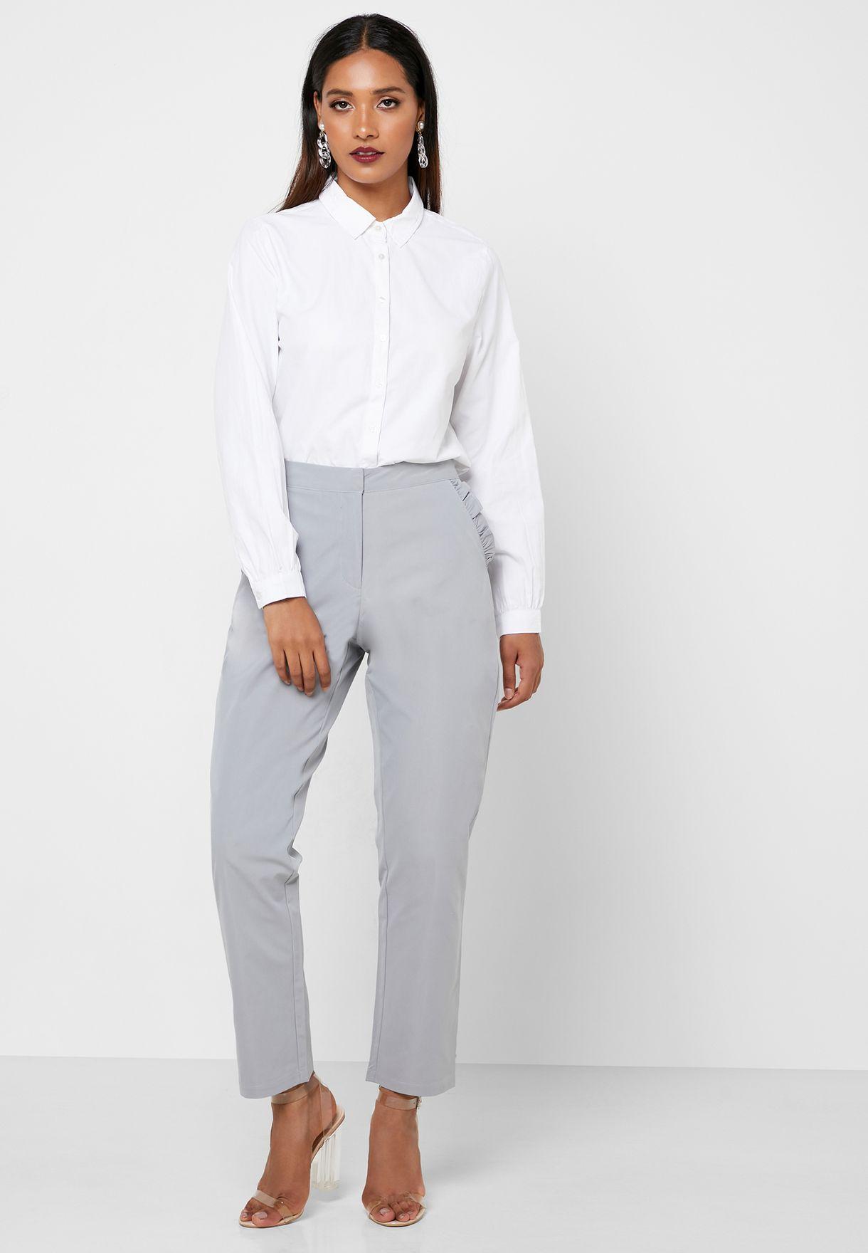 Essential Long Sleeve Shirt