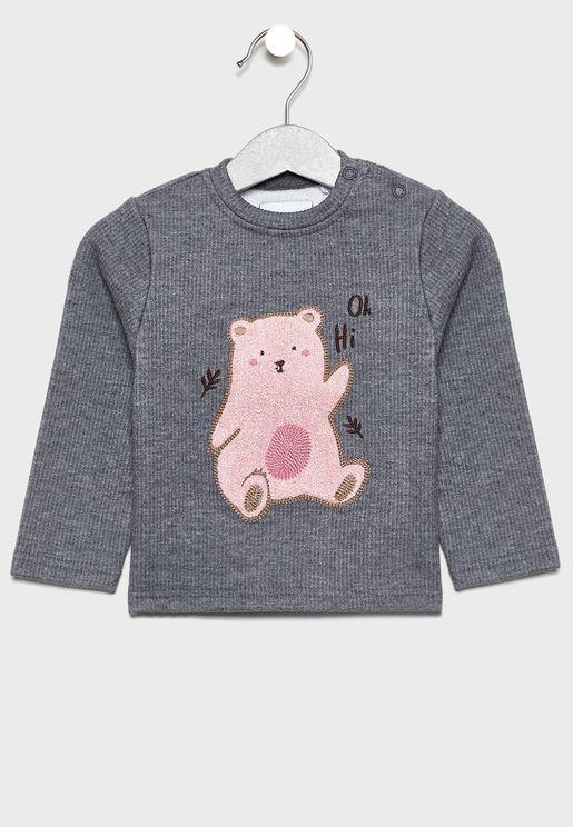 Infant Bear Sweatshirt