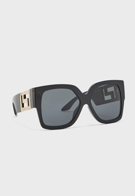 نظارة شمسية وايفيرر مظللة