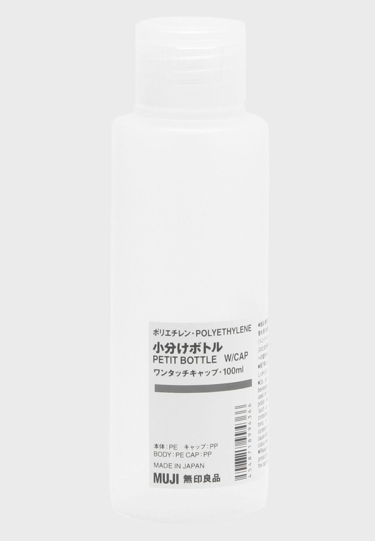 Polyethylene Bottle 100Ml