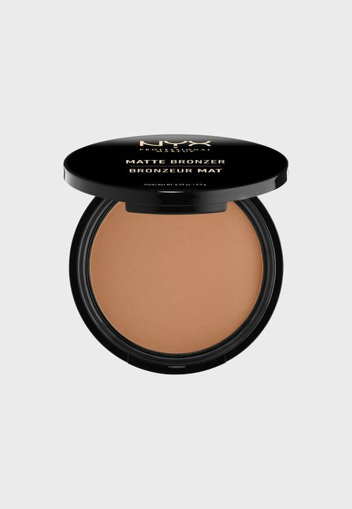 Matte Body Bronzer - Medium