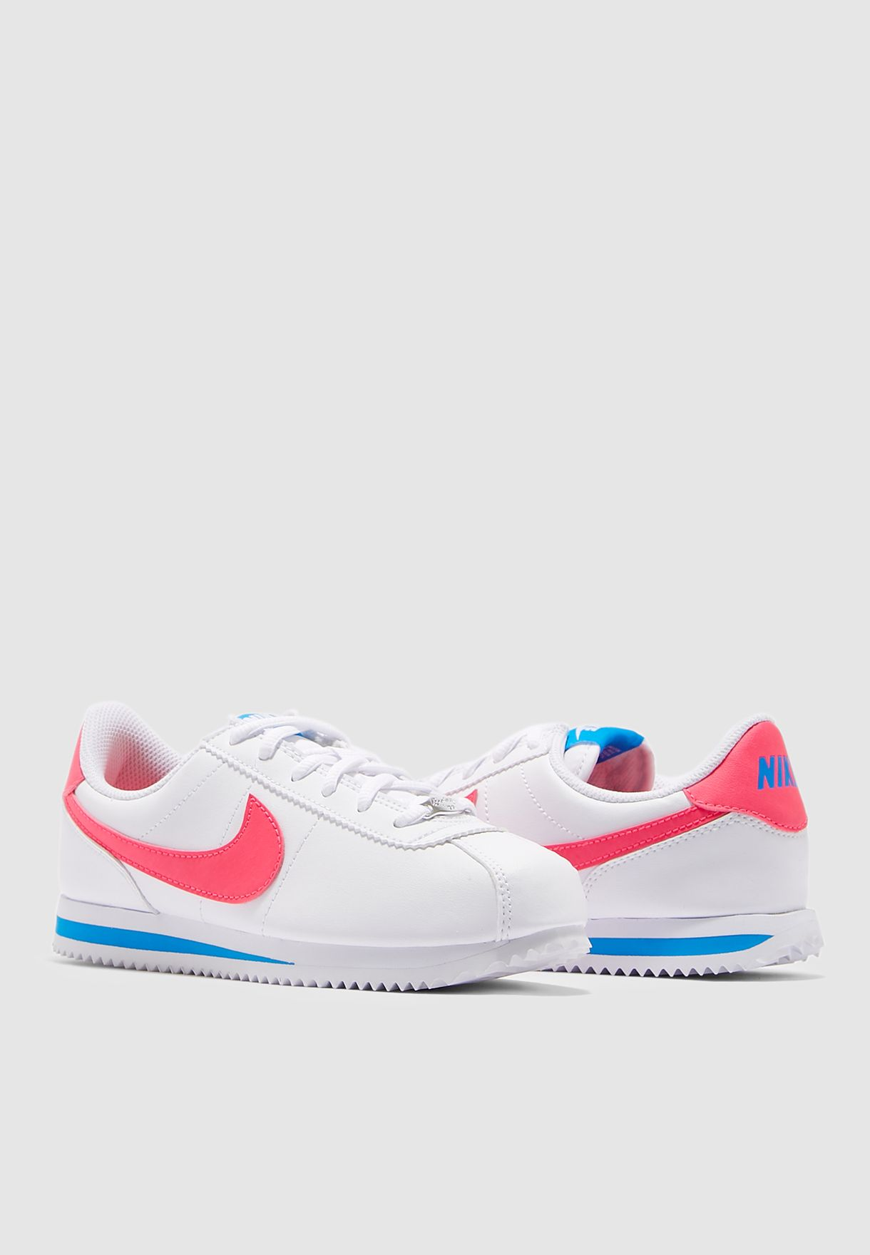 pistón Religioso Melódico  Buy Nike white Youth Cortez Basic SL for Kids in MENA, Worldwide | 904764 -107
