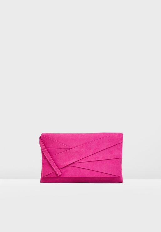 Desgin Front Clutch Bag