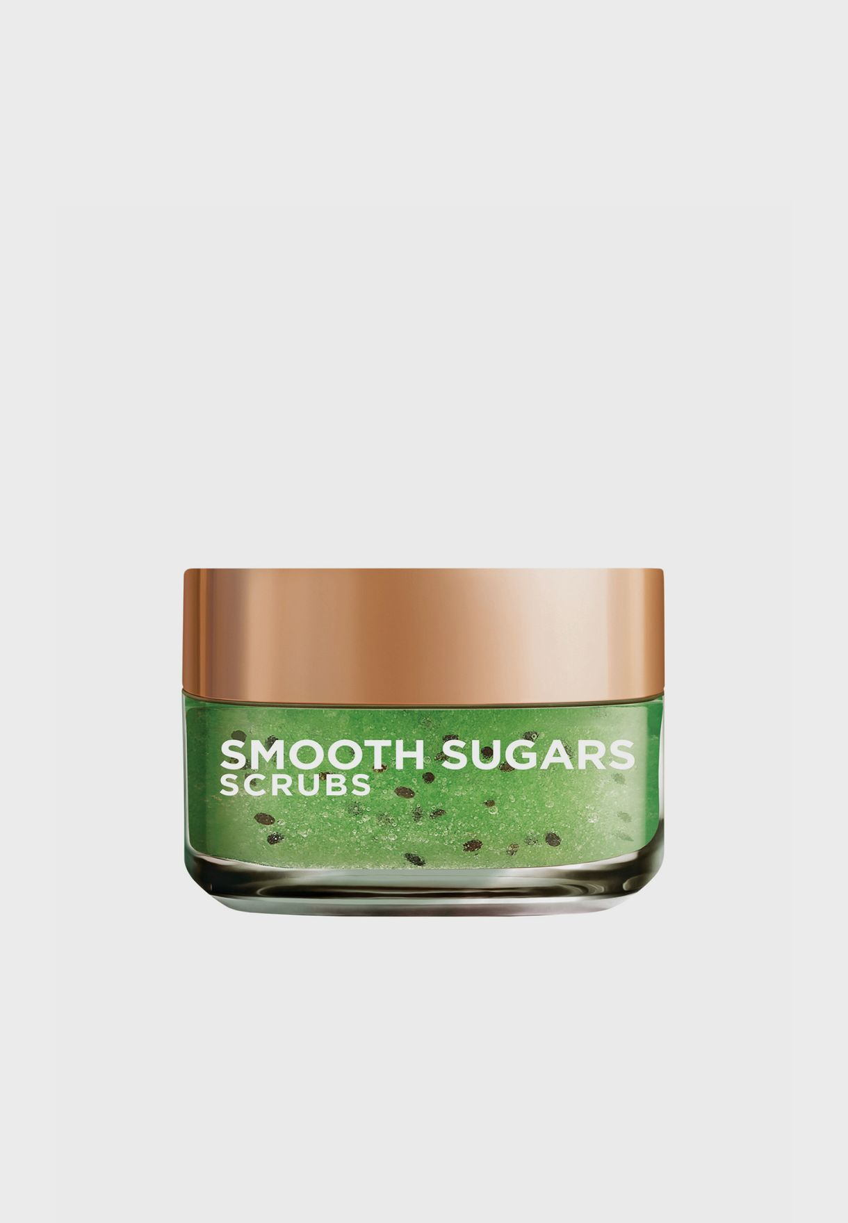 Smooth Sugar Scrubs With Kiwi Seeds