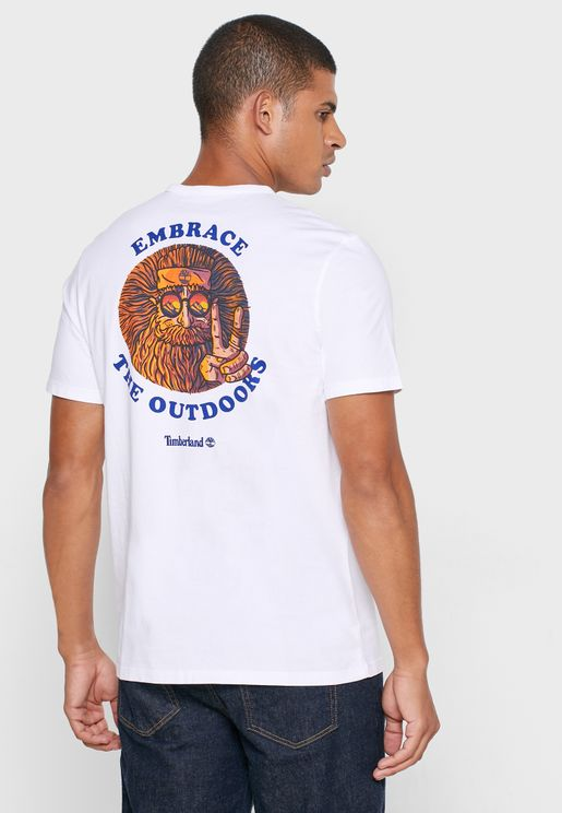 Kennebec River Graphic T-Shirt