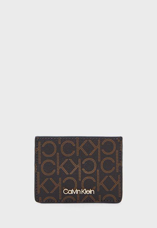 Mono Flap Over Cardholder