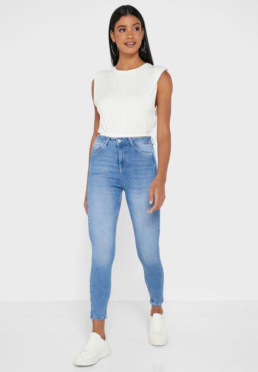 Lift & Shape Skinny Jeans